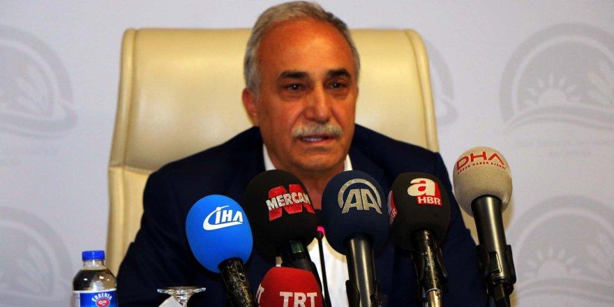 Bakan Fakıbaba: Şırnak'ı aynen Suriye gibi yapmışlar