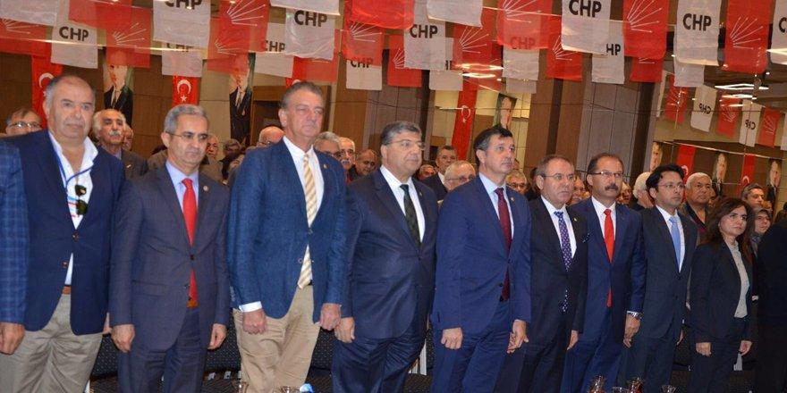 CHP Meram'da S Sezen dönemi