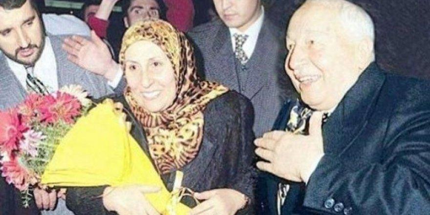 Hatice Nermin Erbakan rahmetle anılıyor