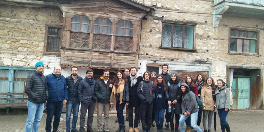 13 farklı ilden gelen öğrenciler Beyşehir'de