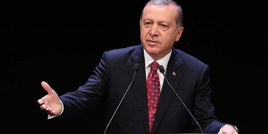 Erdoğan'dan şehircilik yorumu: Beton, beton, beton