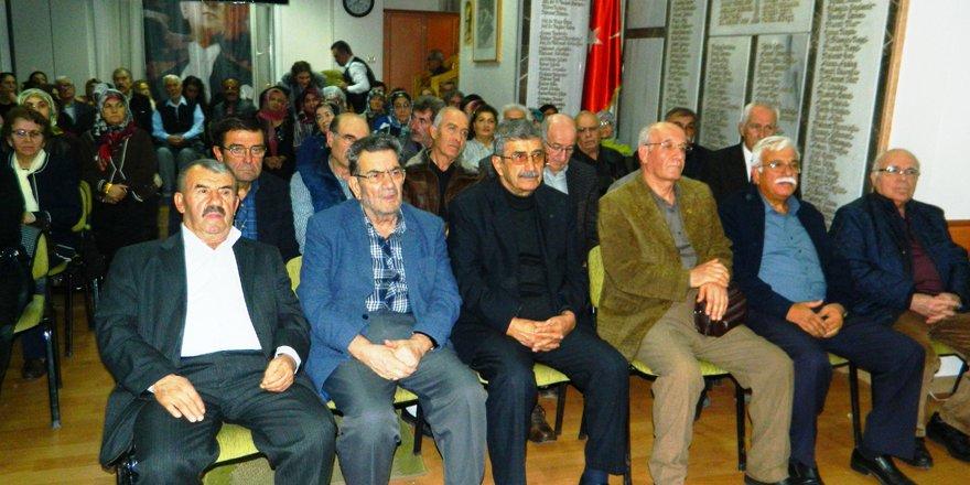 KON-ER,  Atatürk için mevlit okuttu