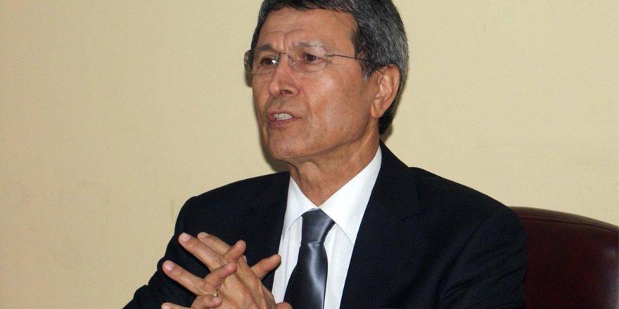 İYİ Parti'nin adayı Yusuf Halaçoğlu oldu