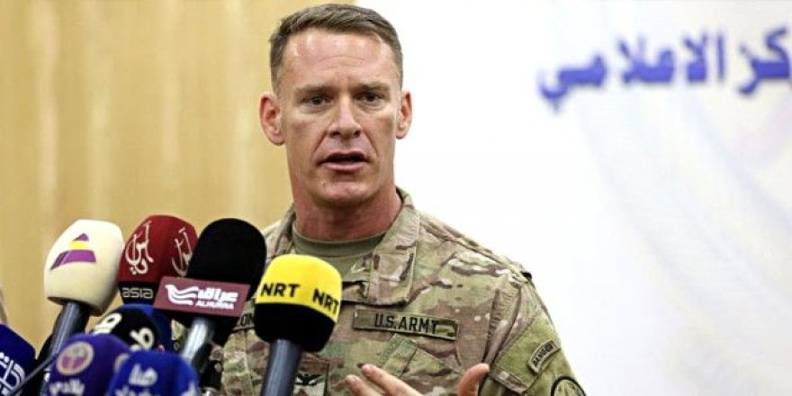 ABD'li komutan resmen tehdit etti!