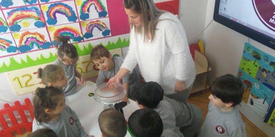 Gençlik Anaokulu'nda aile katılımı sağlanıyor