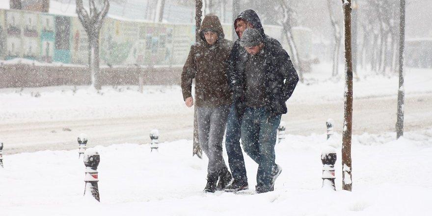 Konya'ya kar ne zaman yağacak?