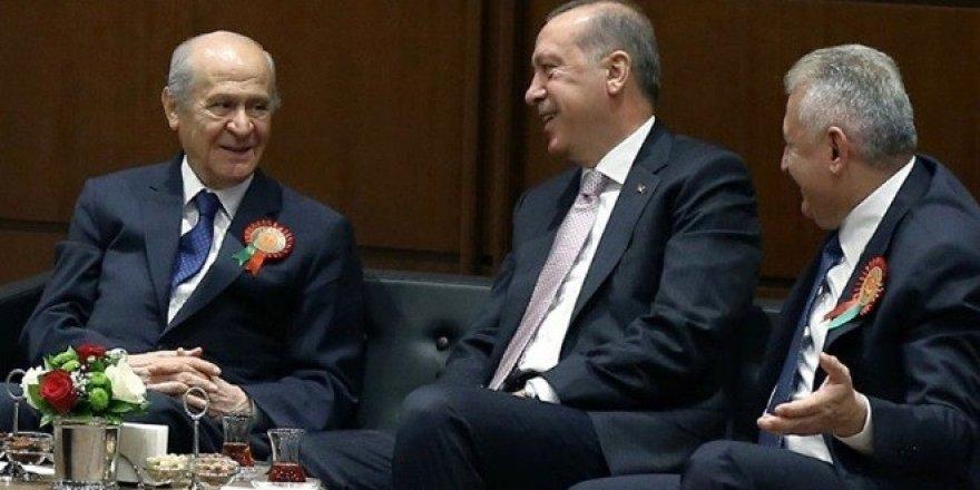 AK Parti-MHP ittifakı! 2 seçenek ön planda...