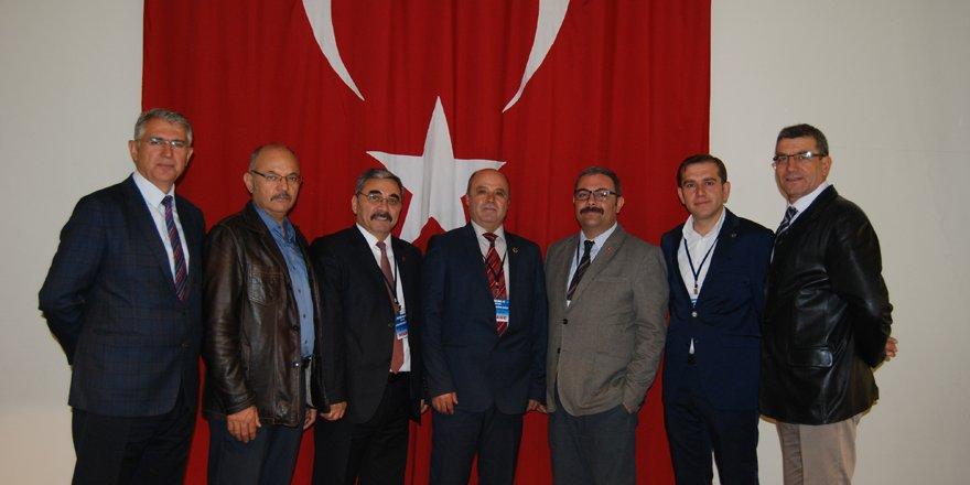 Ziya Acar yeniden başkanlığa seçildi