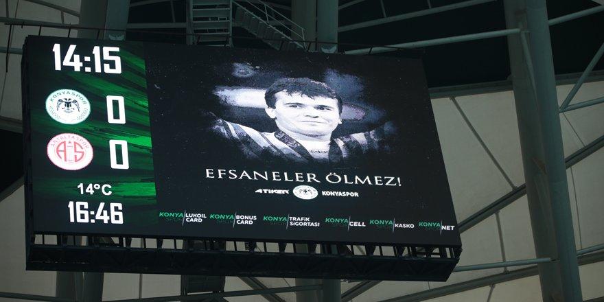 """Naim Süleymanoğlu için """"Efsaneler ölmez mesajı"""""""