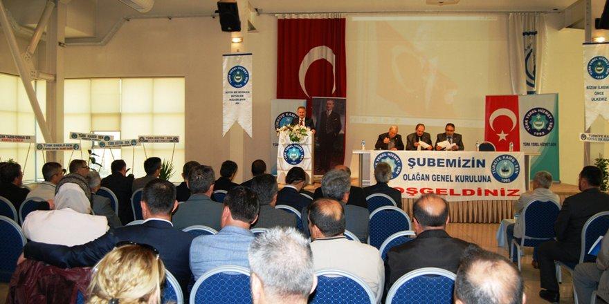 Ahmet Say yeniden başkan