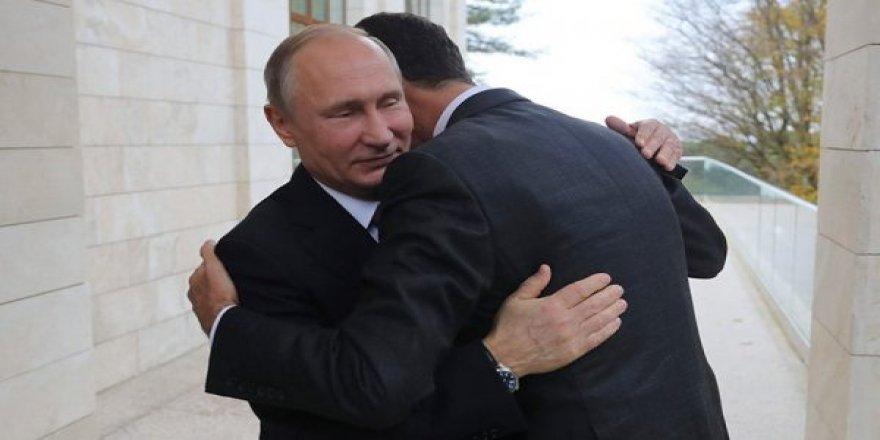 Putin'den Erdoğan'a Esad şoku!