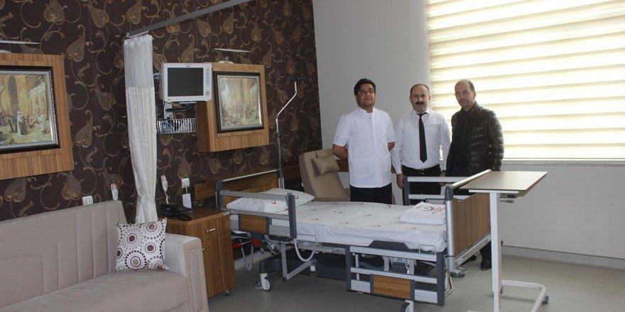 Karapınar'da palyatif bakım merkezi açılacak