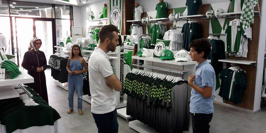 Konya Store, Konyaspor'a devrediliyor