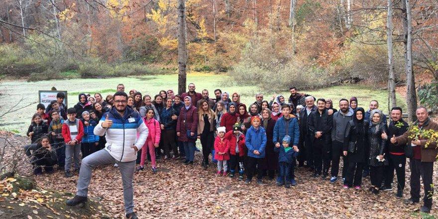 Nüans Eğitim Kurumları Bolu gezisi düzenledi