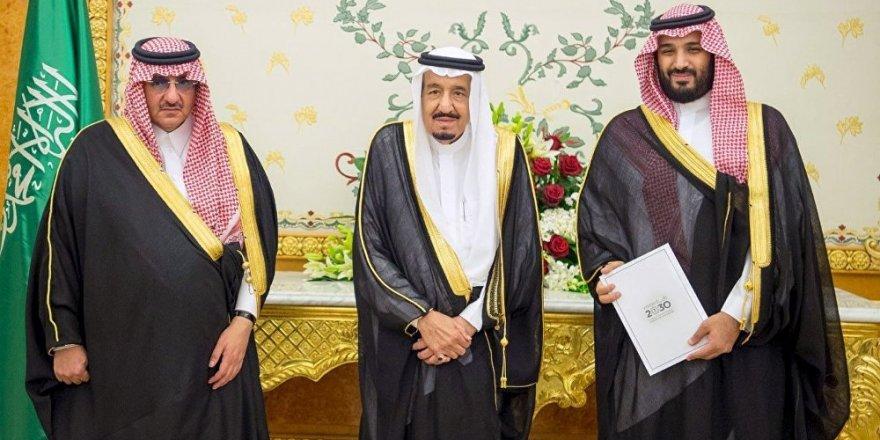Veliaht Prens Selman tutuklu prenslerle anlaştı