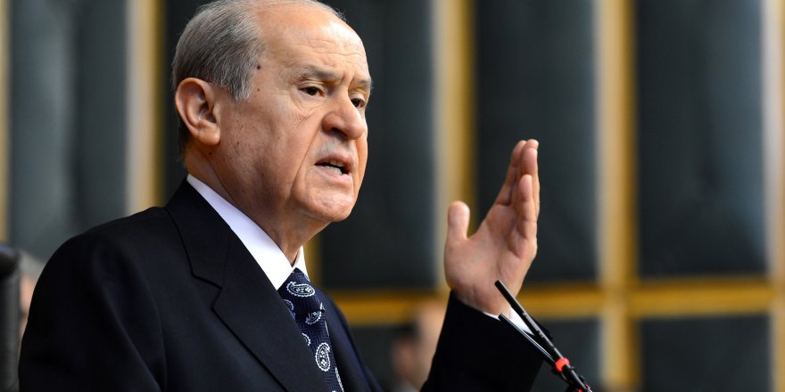 Devlet Bahçeli, Erbakan Hoca için atılan sloganı yasakladı