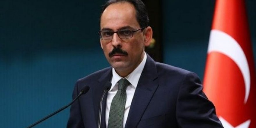 ABD'nin Kudüs kararına Türkiye'den ilk tepki!