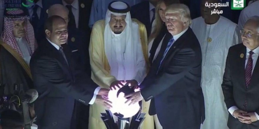 """""""Trump'ın Kudüs kararı Suud ve Mısır ile anlaşmalı!"""""""