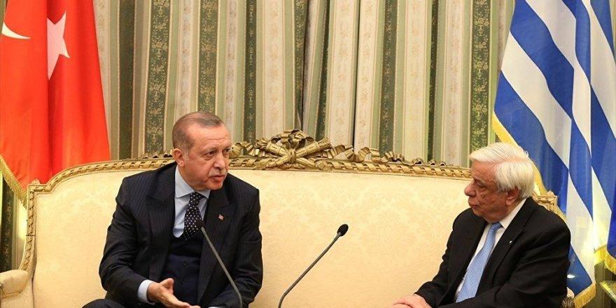 Erdoğan'ın 65 yıl sonraki Yunanistan ziyaretinde Lozan tartışması