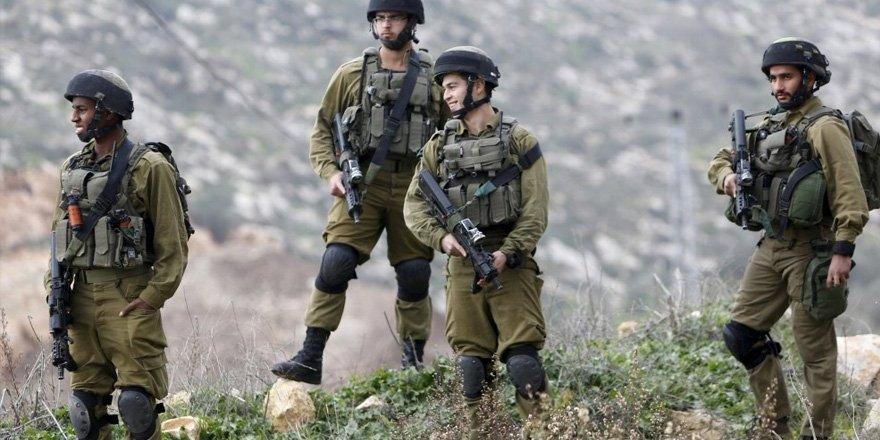 İsrail asker yığıyor!
