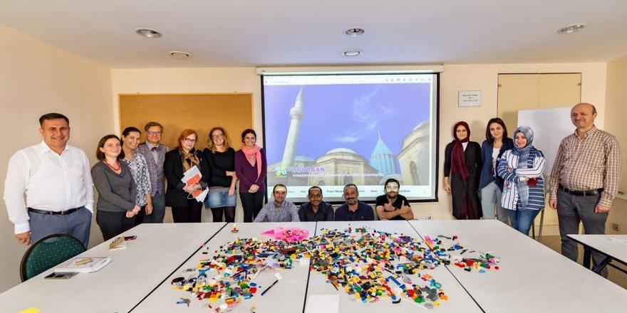 NEÜ 'TOURBAN' Proje toplantısına katıldı