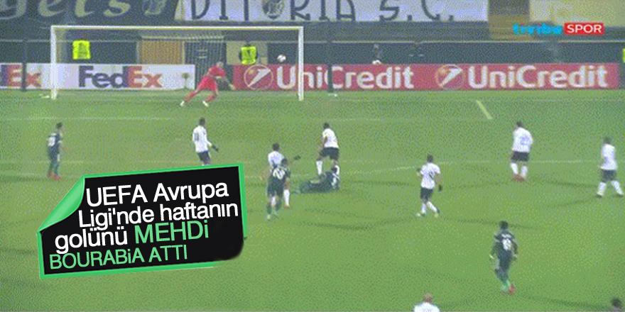 Mehdi Bourabia'nın nefis golü