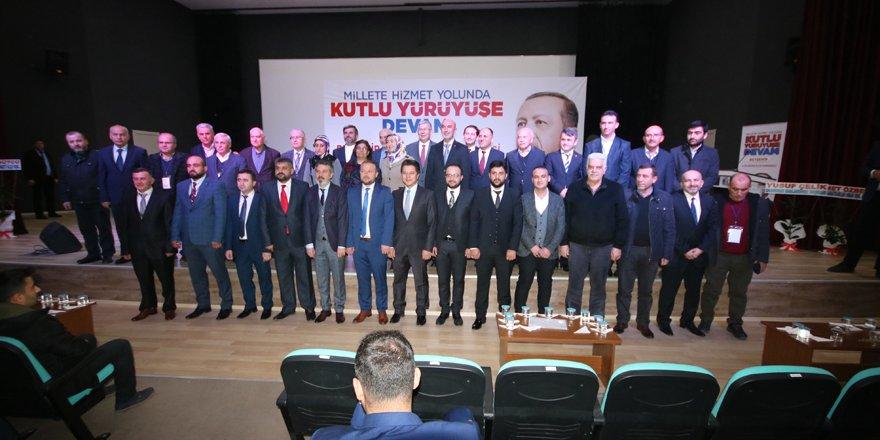 Mustafa Şenol güven tazeledi
