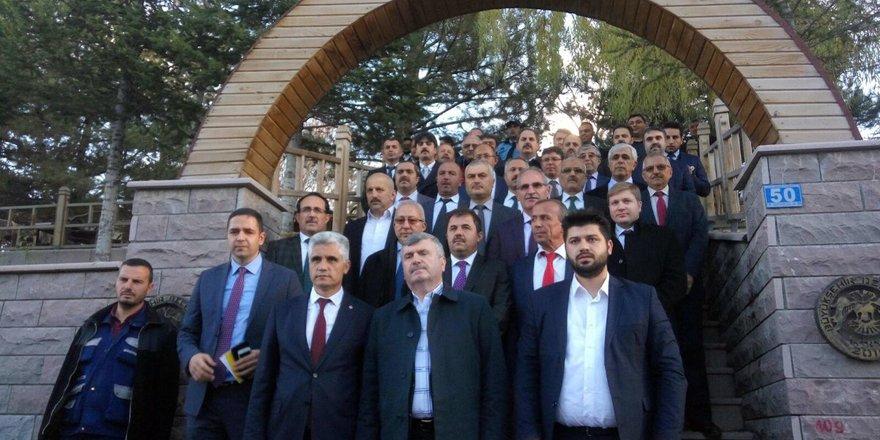 Konya'da bir parka dünyaca ünlü kalp cerrahi Mustafa Öz'ün ismi verilecek