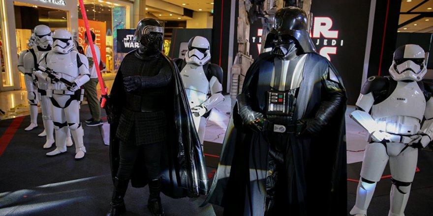 İYİ Parti, Star Wars'a reklam verdi