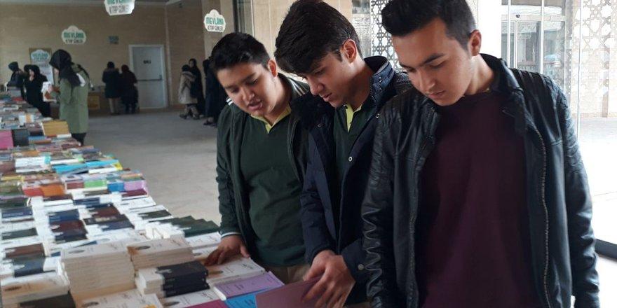 Enderun öğrencileri İrfan Kültür Merkezi'nde