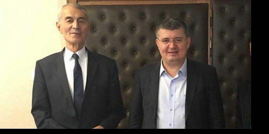 AK Parti Taşkent İlçe Başkanı Acet vefat etti