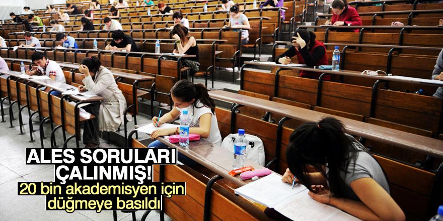 Üniversitelerde ALES depremi!