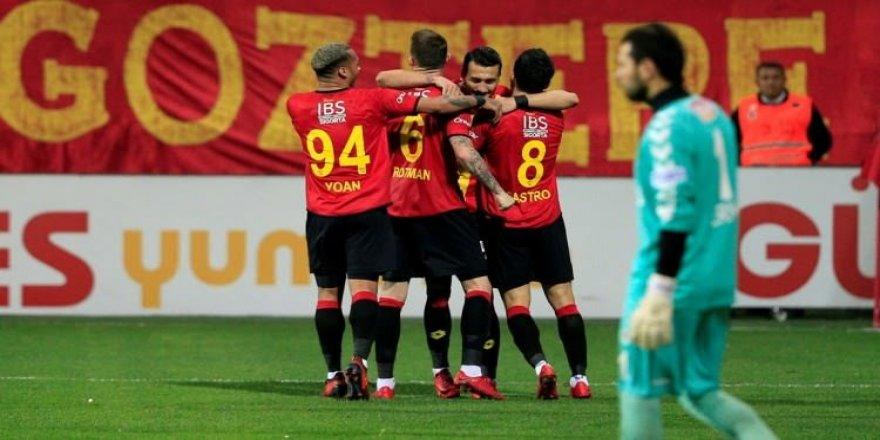 Göztepe: 1 - Atiker Konyaspor: 0