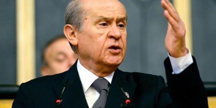 """""""MHP'yi kim Kürt düşmanı gösteriyorsa alçaktır"""""""