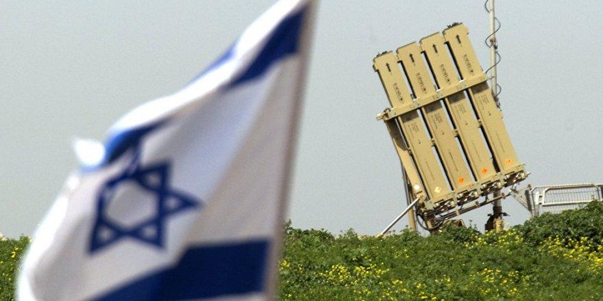 Suudi Arabistan İsrail'den 'Demir Kubbe' istiyor