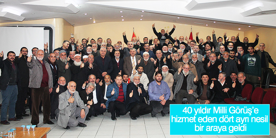 Saadet Konya'dan 'Ahde Vefa Gecesi'