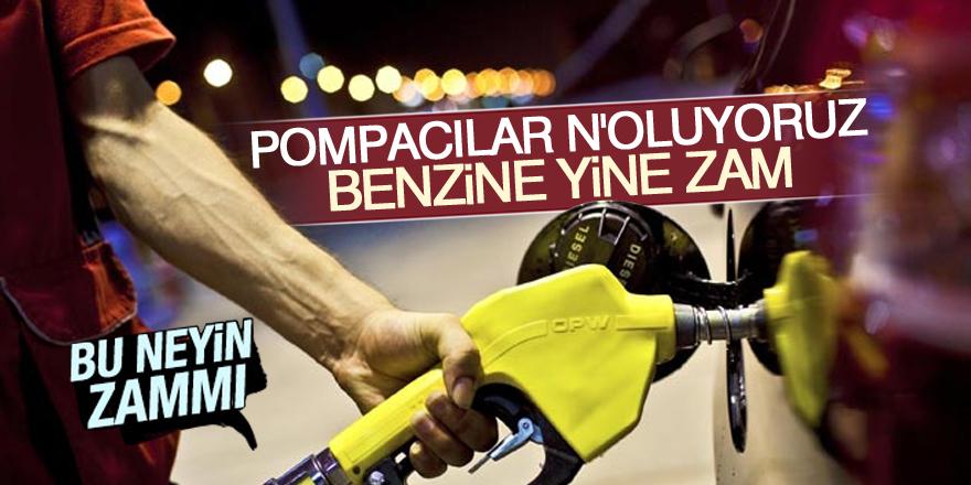 Benzine yeni zam yolda