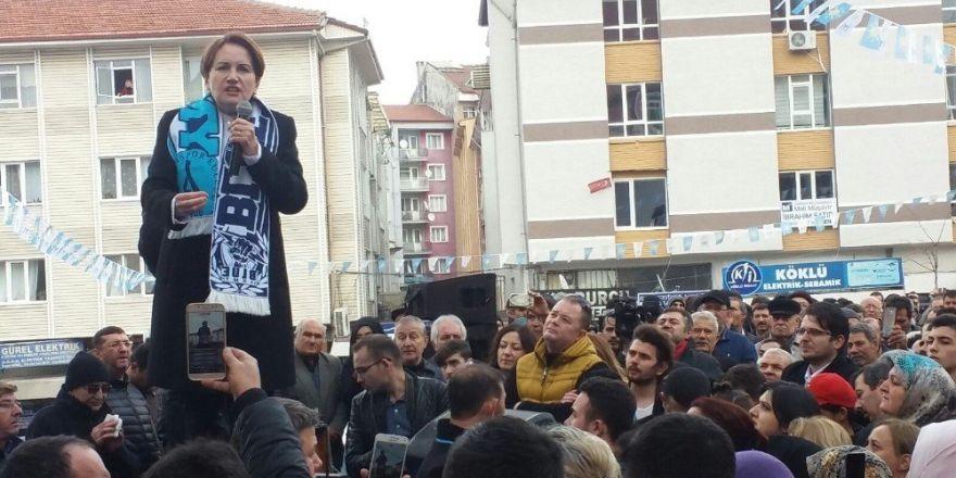 Meral Akşener: Politikayı bırakırım