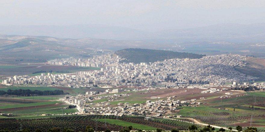 TSK'dan Afrin'e yoğun topçu atışı