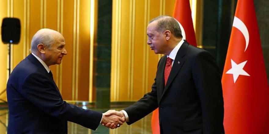 AK Parti ile MHP görüşmesi yarın!