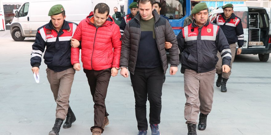 Konya'da FETÖ/PDY operasyonu, 5 askere gözaltı