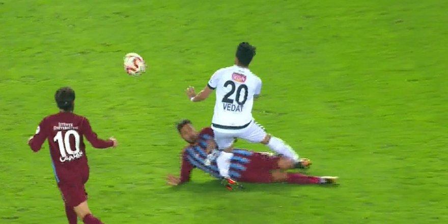 Trabzon'da ikinci sakatlık vakası!