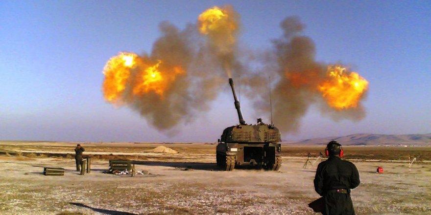 TSK, Afrin'deki hedefleri vurdu! 30 terörist etkisiz hale getirildi