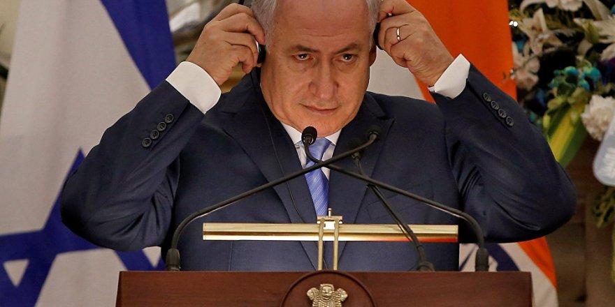 Netanyahu: ABD, büyükelçiliğini Kudüs'e yıl içinde taşıyacak