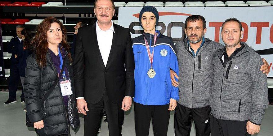 Tekvando şampiyonasında Konya rüzgarı esti