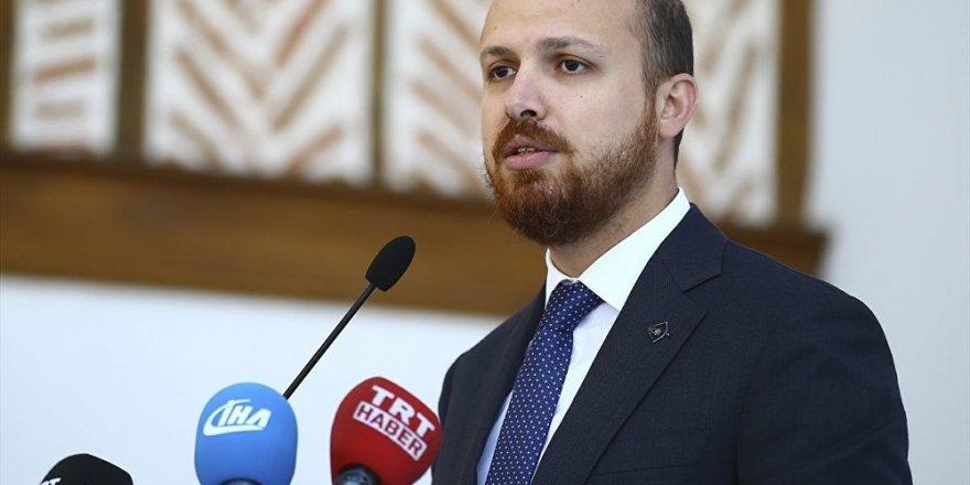 Bilal Erdoğan öğrencilere seslendi: Sizler Erdoğan neslisiniz