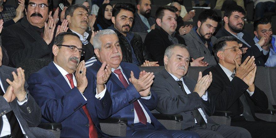 Türkmen şehitlere vefa