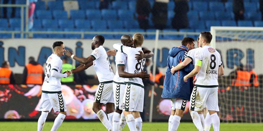 Konyaspor'un rakibi bugün belli olacak