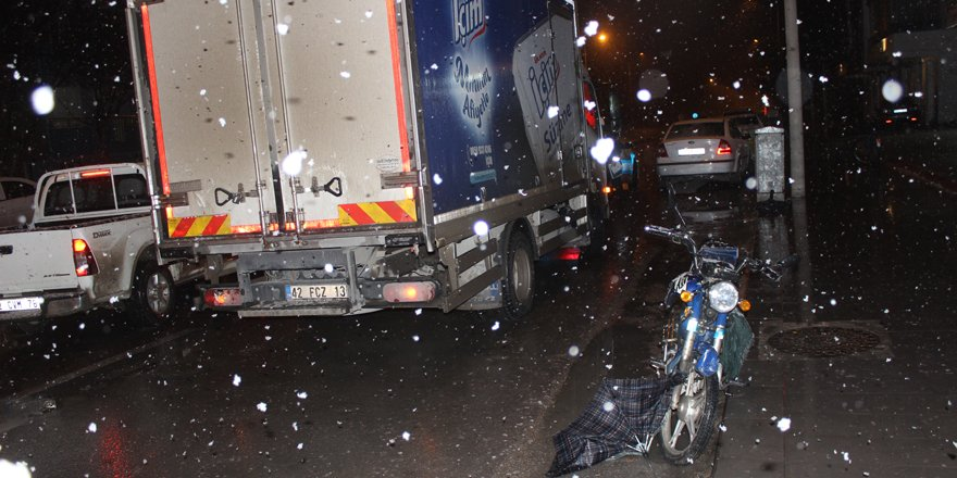 Karapınar'da trafik kazası: 3 yaralı