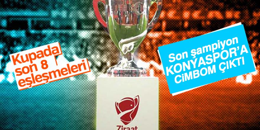 Son şampiyon Galatasaray ile eşleşti